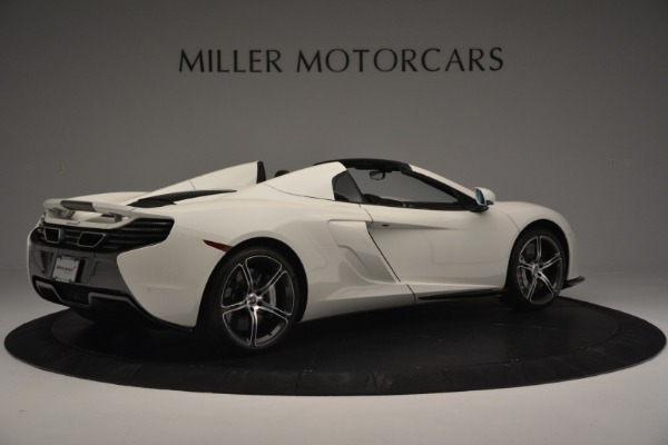 Used 2015 McLaren 650S Convertible for sale Sold at Aston Martin of Greenwich in Greenwich CT 06830 7