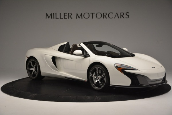 Used 2015 McLaren 650S Convertible for sale Sold at Aston Martin of Greenwich in Greenwich CT 06830 9