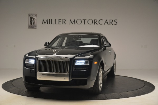 Used 2014 Rolls-Royce Ghost for sale Sold at Aston Martin of Greenwich in Greenwich CT 06830 2