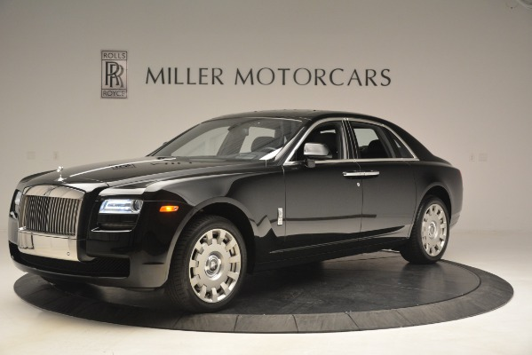 Used 2014 Rolls-Royce Ghost for sale Sold at Aston Martin of Greenwich in Greenwich CT 06830 3