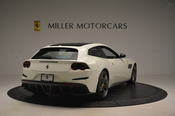 Used 2018 Ferrari GTC4Lusso for sale Sold at Aston Martin of Greenwich in Greenwich CT 06830 7
