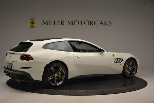 Used 2018 Ferrari GTC4Lusso for sale Sold at Aston Martin of Greenwich in Greenwich CT 06830 8