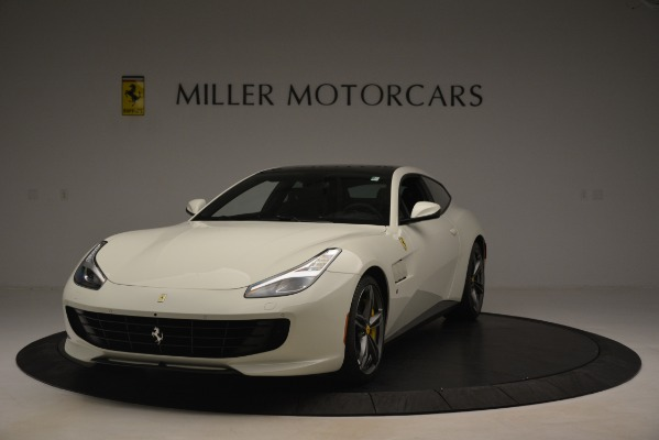 Used 2018 Ferrari GTC4Lusso for sale Sold at Aston Martin of Greenwich in Greenwich CT 06830 1