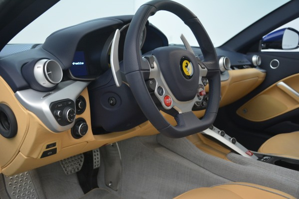 Used 2017 Ferrari F12 Berlinetta for sale Sold at Aston Martin of Greenwich in Greenwich CT 06830 16