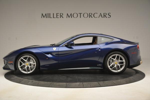 Used 2017 Ferrari F12 Berlinetta for sale Sold at Aston Martin of Greenwich in Greenwich CT 06830 3