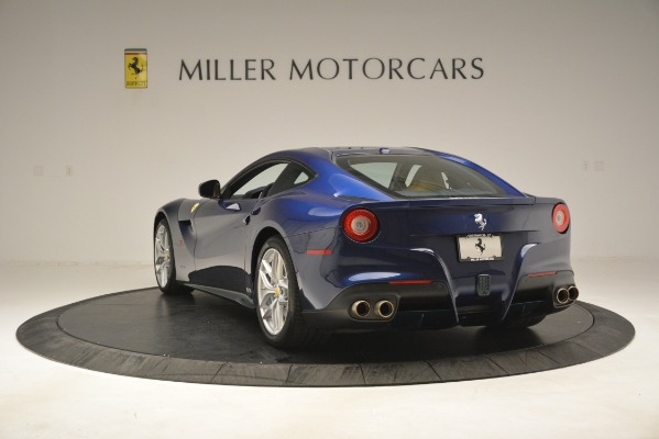 Used 2017 Ferrari F12 Berlinetta for sale Sold at Aston Martin of Greenwich in Greenwich CT 06830 5