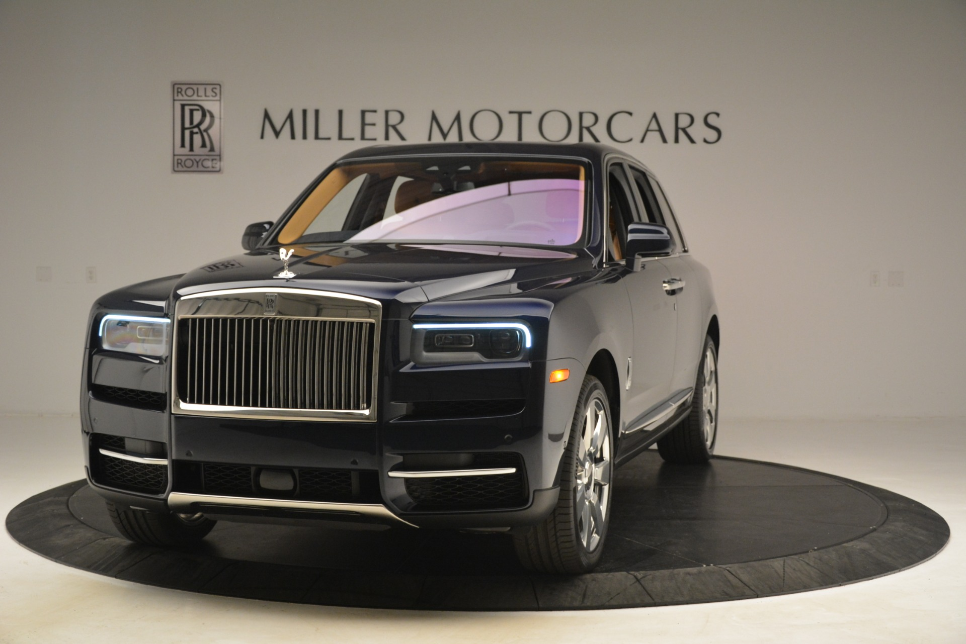 New 2019 Rolls-Royce Cullinan for sale Sold at Aston Martin of Greenwich in Greenwich CT 06830 1