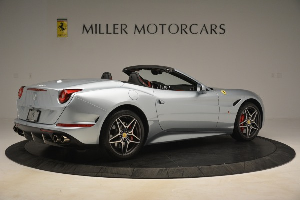 Used 2016 Ferrari California T for sale Sold at Aston Martin of Greenwich in Greenwich CT 06830 8