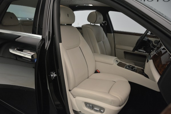 Used 2016 Rolls-Royce Ghost for sale Sold at Aston Martin of Greenwich in Greenwich CT 06830 16