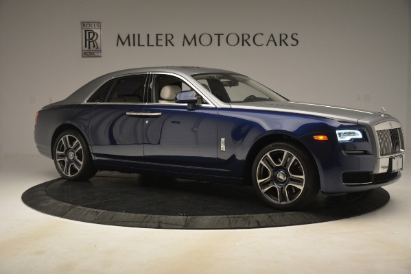 Used 2016 Rolls-Royce Ghost for sale $169,900 at Aston Martin of Greenwich in Greenwich CT 06830 10