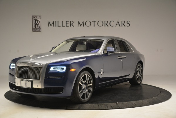 Used 2016 Rolls-Royce Ghost for sale $169,900 at Aston Martin of Greenwich in Greenwich CT 06830 3