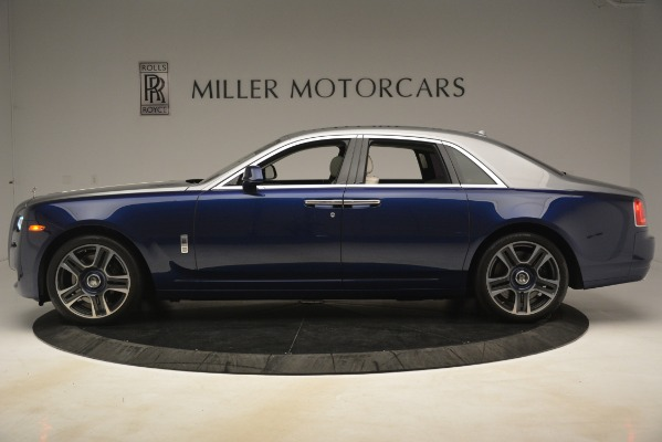 Used 2016 Rolls-Royce Ghost for sale $169,900 at Aston Martin of Greenwich in Greenwich CT 06830 4