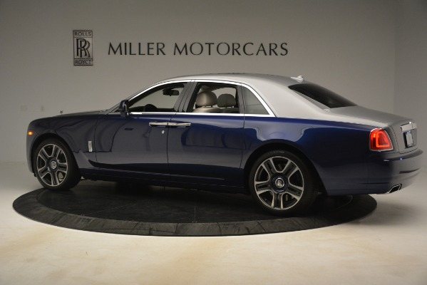 Used 2016 Rolls-Royce Ghost for sale $169,900 at Aston Martin of Greenwich in Greenwich CT 06830 5