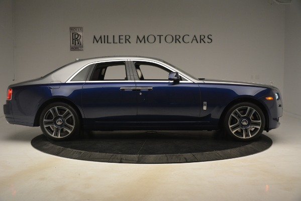 Used 2016 Rolls-Royce Ghost for sale $169,900 at Aston Martin of Greenwich in Greenwich CT 06830 9