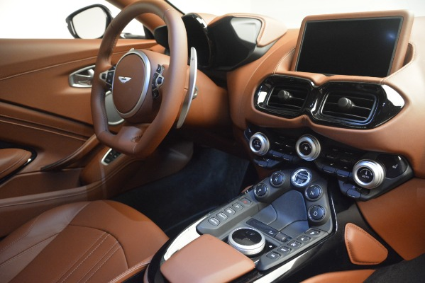 New 2019 Aston Martin Vantage Coupe for sale Sold at Aston Martin of Greenwich in Greenwich CT 06830 20