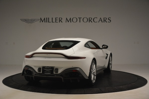New 2019 Aston Martin Vantage Coupe for sale Sold at Aston Martin of Greenwich in Greenwich CT 06830 6