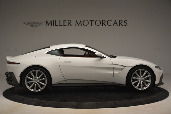 New 2019 Aston Martin Vantage Coupe for sale Sold at Aston Martin of Greenwich in Greenwich CT 06830 8