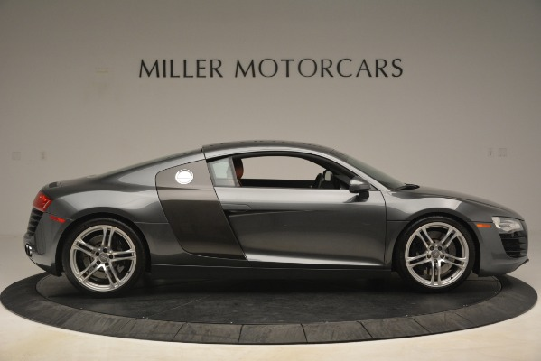 Used 2009 Audi R8 quattro for sale Sold at Aston Martin of Greenwich in Greenwich CT 06830 10