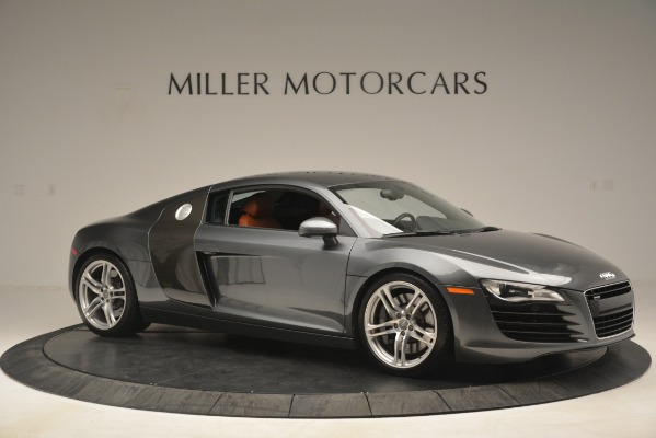 Used 2009 Audi R8 quattro for sale Sold at Aston Martin of Greenwich in Greenwich CT 06830 11