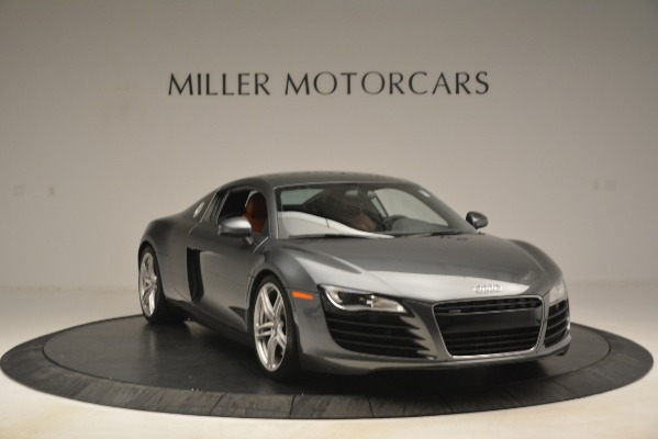Used 2009 Audi R8 quattro for sale Sold at Aston Martin of Greenwich in Greenwich CT 06830 12