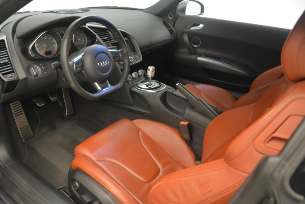 Used 2009 Audi R8 quattro for sale Sold at Aston Martin of Greenwich in Greenwich CT 06830 13