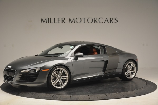 Used 2009 Audi R8 quattro for sale Sold at Aston Martin of Greenwich in Greenwich CT 06830 2