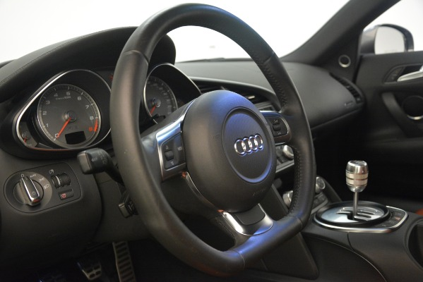 Used 2009 Audi R8 quattro for sale Sold at Aston Martin of Greenwich in Greenwich CT 06830 20