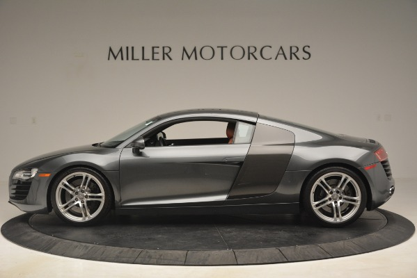 Used 2009 Audi R8 quattro for sale Sold at Aston Martin of Greenwich in Greenwich CT 06830 3
