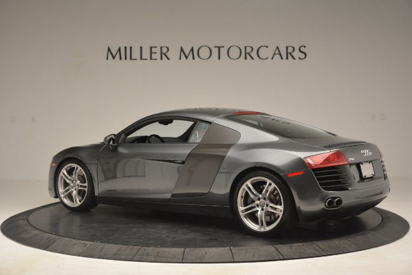 Used 2009 Audi R8 quattro for sale Sold at Aston Martin of Greenwich in Greenwich CT 06830 4