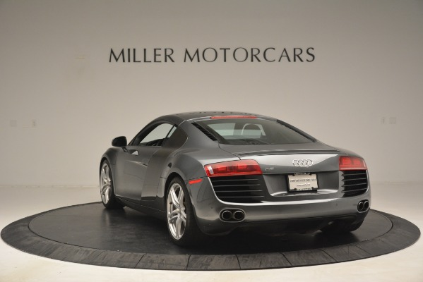 Used 2009 Audi R8 quattro for sale Sold at Aston Martin of Greenwich in Greenwich CT 06830 5