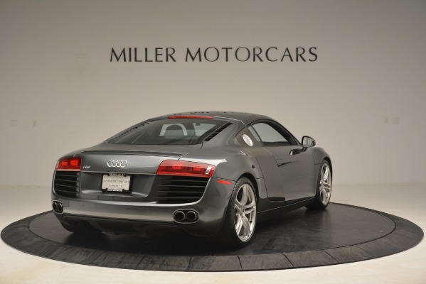 Used 2009 Audi R8 quattro for sale Sold at Aston Martin of Greenwich in Greenwich CT 06830 6
