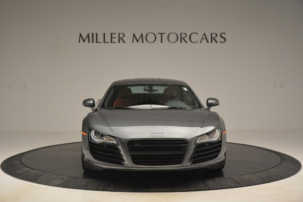 Used 2009 Audi R8 quattro for sale Sold at Aston Martin of Greenwich in Greenwich CT 06830 7