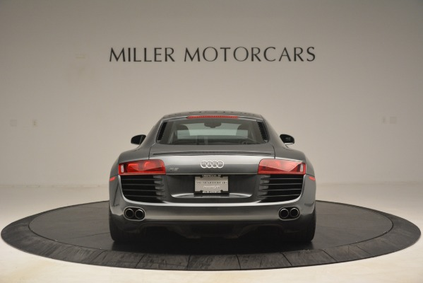Used 2009 Audi R8 quattro for sale Sold at Aston Martin of Greenwich in Greenwich CT 06830 8