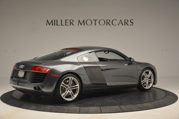 Used 2009 Audi R8 quattro for sale Sold at Aston Martin of Greenwich in Greenwich CT 06830 9