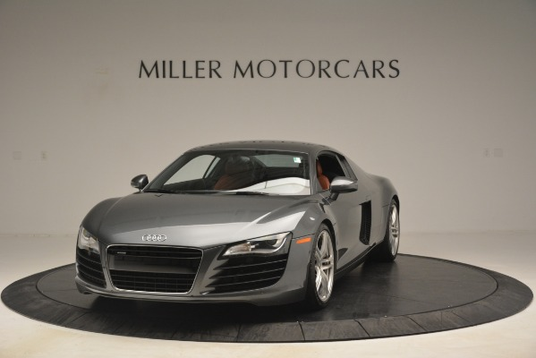 Used 2009 Audi R8 quattro for sale Sold at Aston Martin of Greenwich in Greenwich CT 06830 1