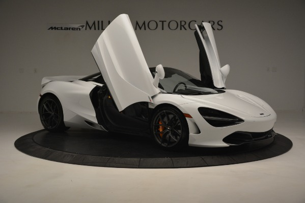 New 2020 McLaren 720S Spider Convertible for sale Sold at Aston Martin of Greenwich in Greenwich CT 06830 22