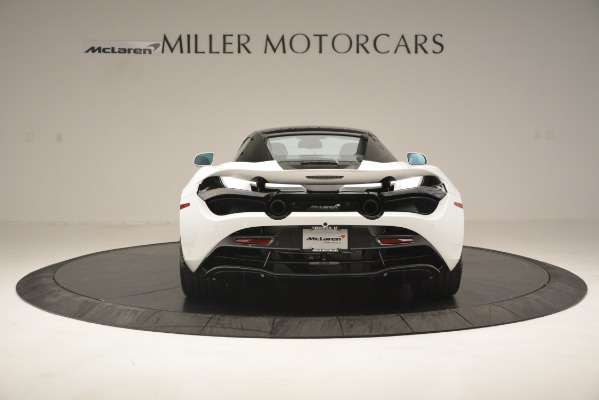 New 2020 McLaren 720S Spider Convertible for sale Sold at Aston Martin of Greenwich in Greenwich CT 06830 5