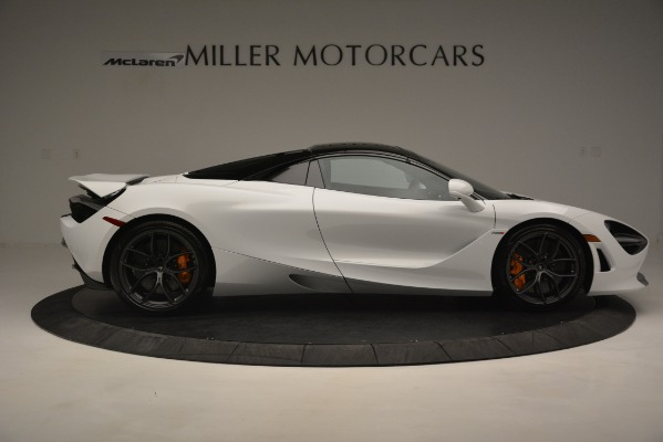 New 2020 McLaren 720S Spider Convertible for sale Sold at Aston Martin of Greenwich in Greenwich CT 06830 7