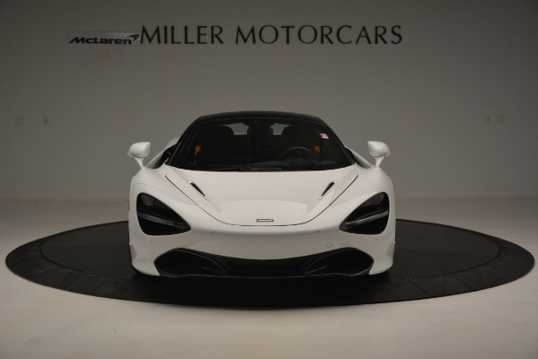New 2020 McLaren 720S Spider Convertible for sale Sold at Aston Martin of Greenwich in Greenwich CT 06830 9