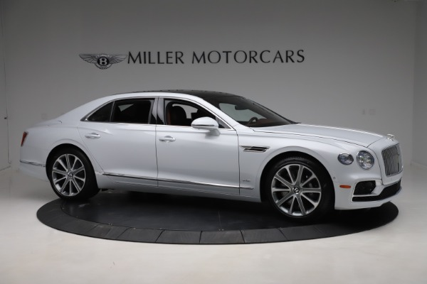New 2021 Bentley Flying Spur W12 for sale Call for price at Aston Martin of Greenwich in Greenwich CT 06830 10