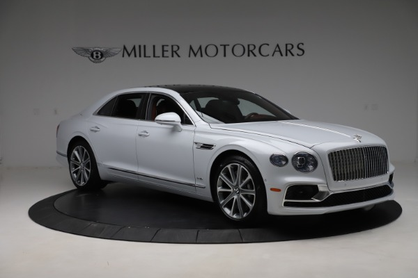 New 2021 Bentley Flying Spur W12 for sale Call for price at Aston Martin of Greenwich in Greenwich CT 06830 11