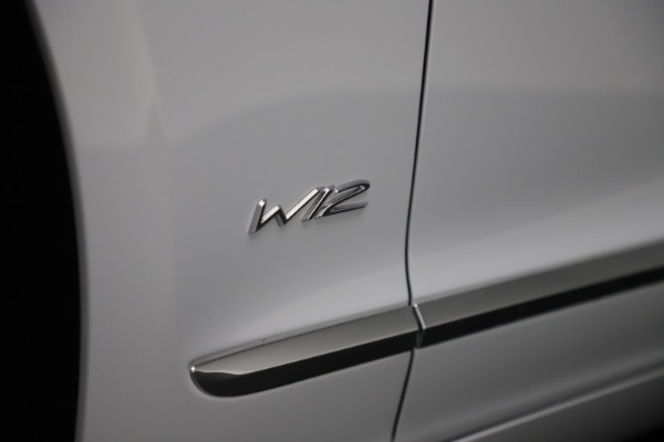 New 2020 Bentley Flying Spur W12 for sale Sold at Aston Martin of Greenwich in Greenwich CT 06830 17