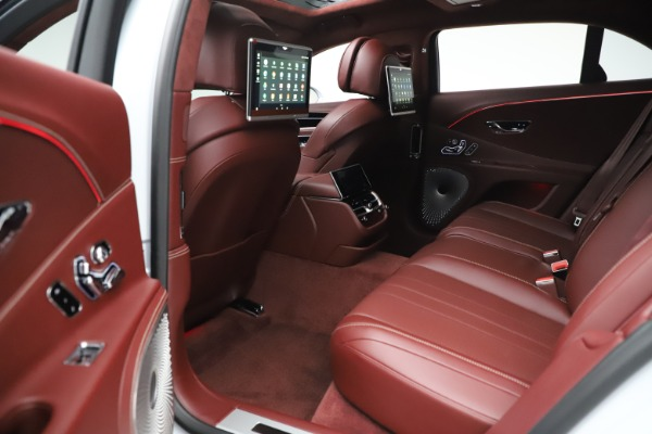 New 2021 Bentley Flying Spur W12 for sale Call for price at Aston Martin of Greenwich in Greenwich CT 06830 24