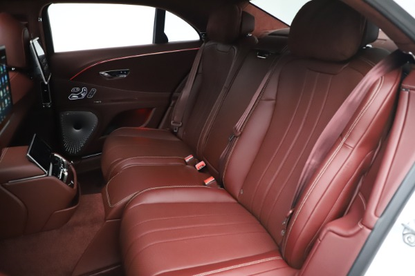 New 2021 Bentley Flying Spur W12 for sale Call for price at Aston Martin of Greenwich in Greenwich CT 06830 25