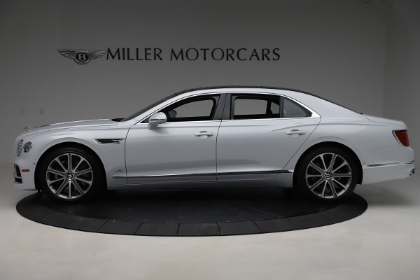 New 2021 Bentley Flying Spur W12 for sale Call for price at Aston Martin of Greenwich in Greenwich CT 06830 3