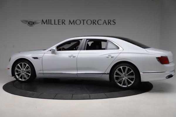 New 2021 Bentley Flying Spur W12 for sale Call for price at Aston Martin of Greenwich in Greenwich CT 06830 4