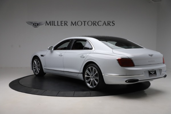 New 2021 Bentley Flying Spur W12 for sale Call for price at Aston Martin of Greenwich in Greenwich CT 06830 5