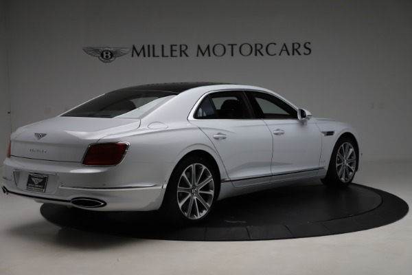 New 2021 Bentley Flying Spur W12 for sale Call for price at Aston Martin of Greenwich in Greenwich CT 06830 8