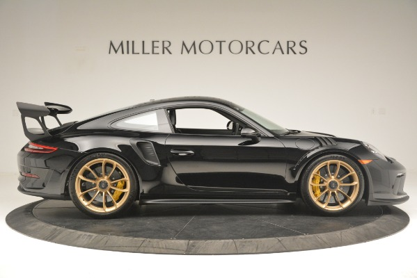Used 2019 Porsche 911 GT3 RS for sale Sold at Aston Martin of Greenwich in Greenwich CT 06830 10