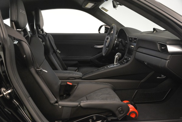 Used 2019 Porsche 911 GT3 RS for sale Sold at Aston Martin of Greenwich in Greenwich CT 06830 17